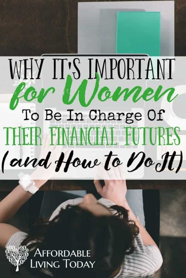Women should never give up all control of their finances. No matter what the situation, there are ways for women to make money from home and keep their own finances secure.