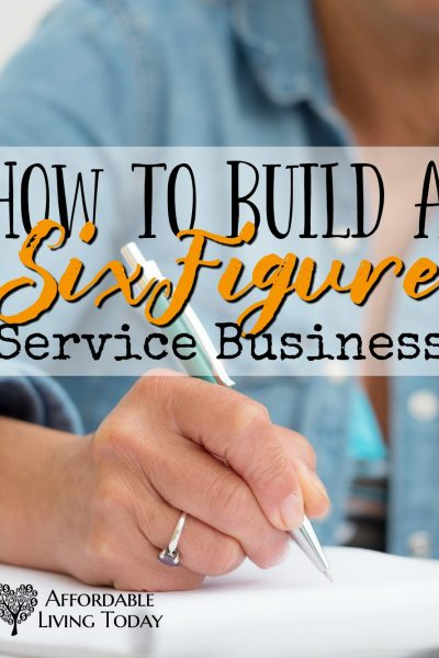 How to Build a Six-Figure Service Business