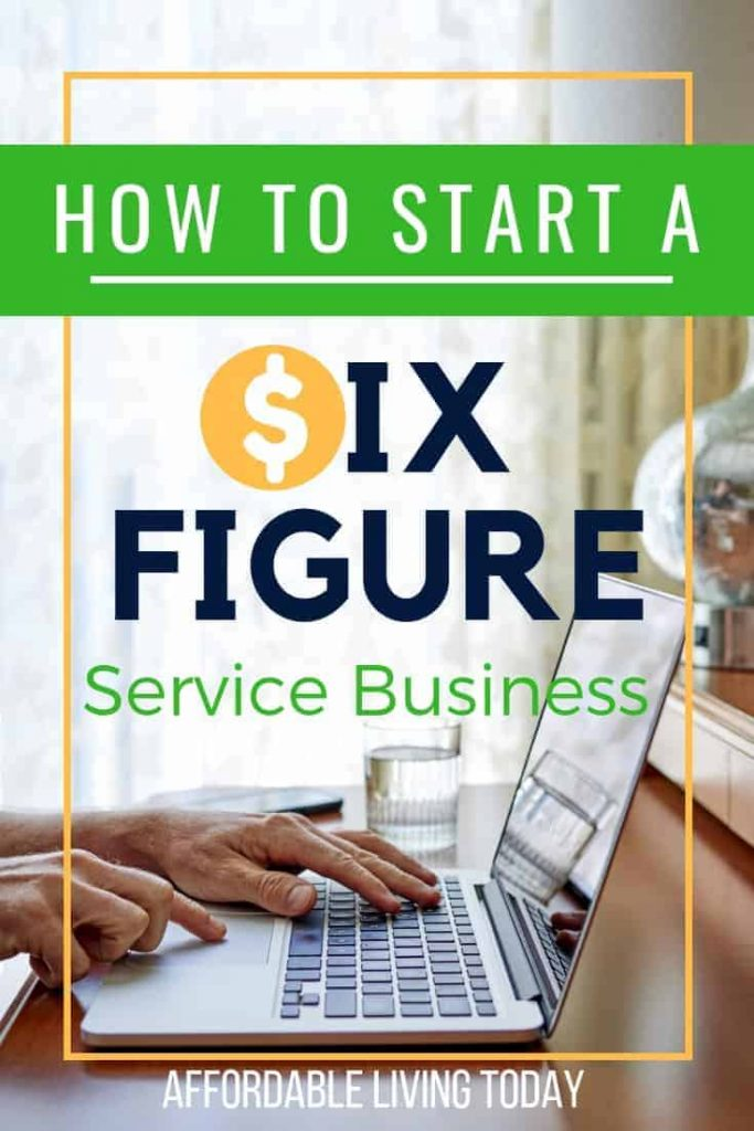 Make a six-figure income with your own service-based business.