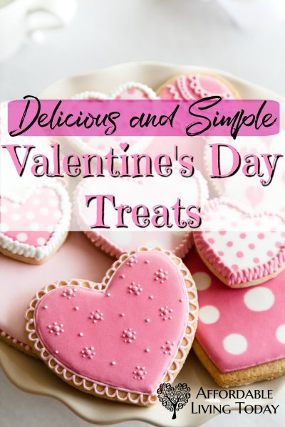 Delicious and Simple Valentine's Treats