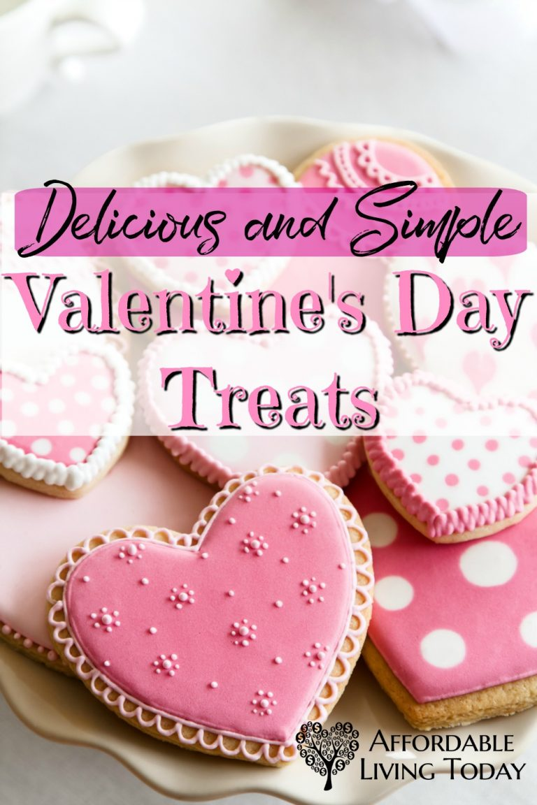 These delicious and simple Valentine's Day treats will make your day extra special.