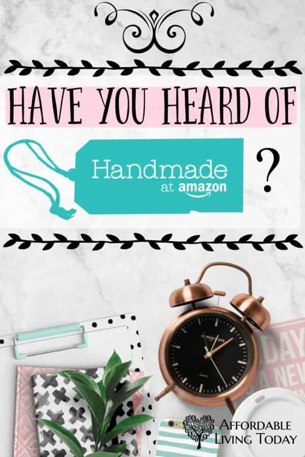 Handmade at Amazon is a great place to find handcrafted gifts and items for your home and life.
