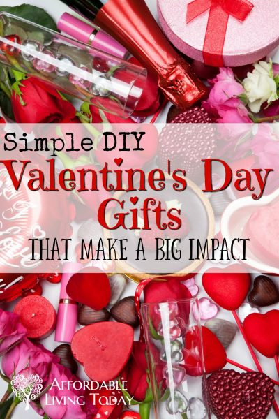 Simple DIY Valentine's Day Gifts That Make a Big Impact