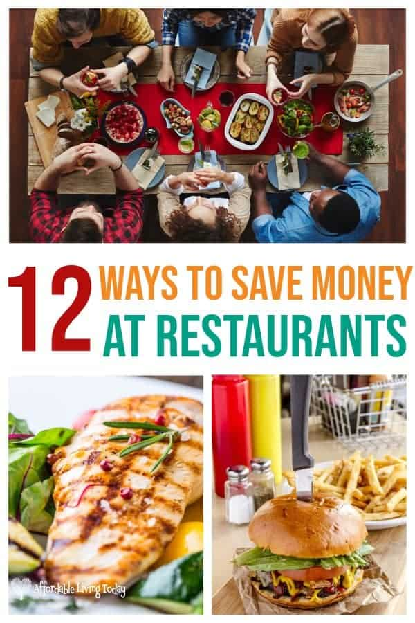 Dining out can be very expensive. But here are some great tips you can use to save money when eating at restaurants.