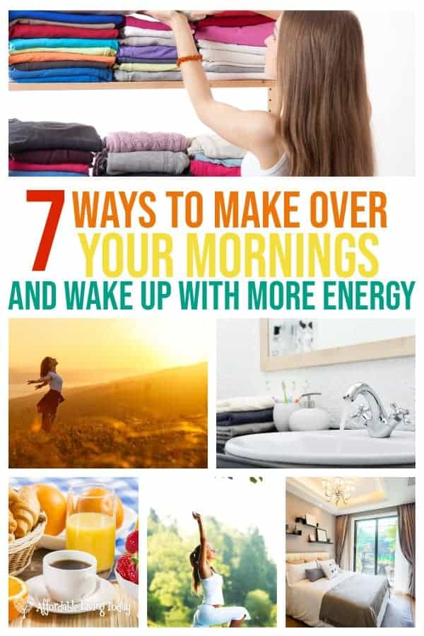 If you are not a morning person, these 7 tips will help you have more productive and energized mornings.